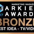 A Bronze for our TVC!