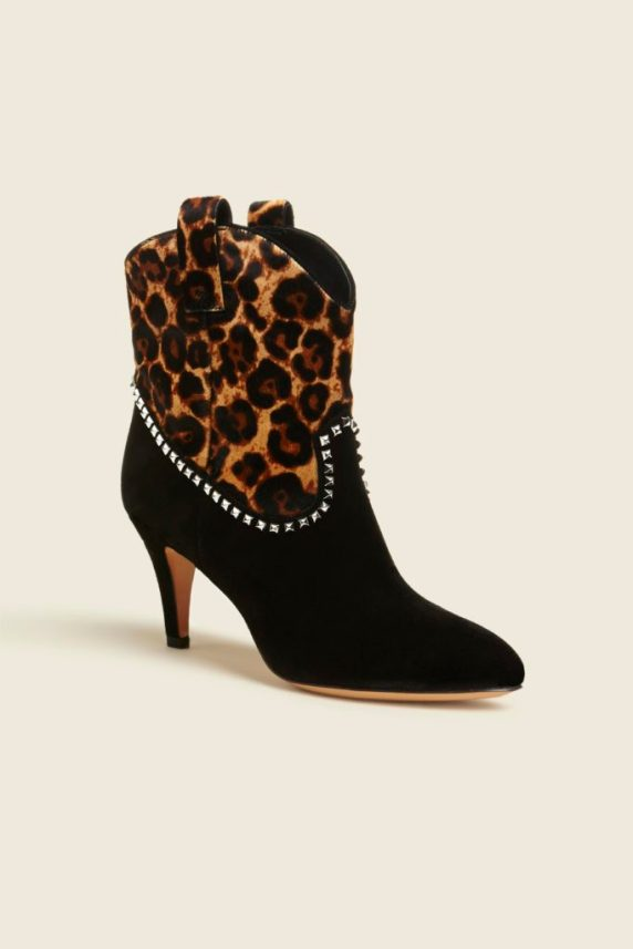 Marc Jacobs Georgia Studded Cowboy Boot