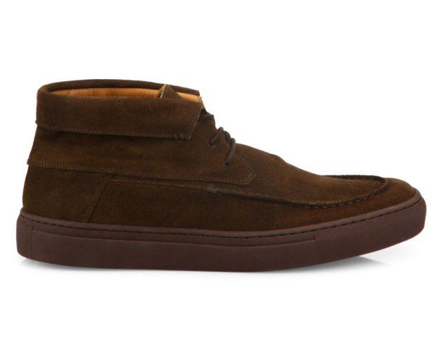 Aquatalia Suede Chukka Sneakers
