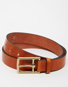 Asos Tan Men's Leather Belt