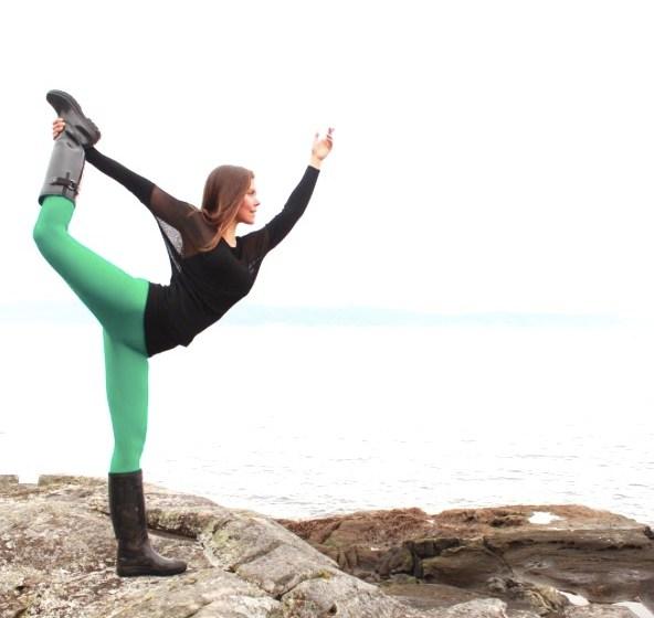 Gillian B Yoga Instructor