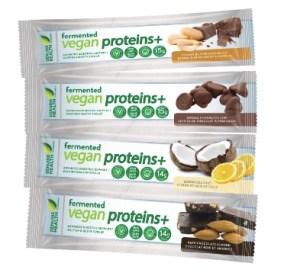 Fermented Vegan Protein Bars