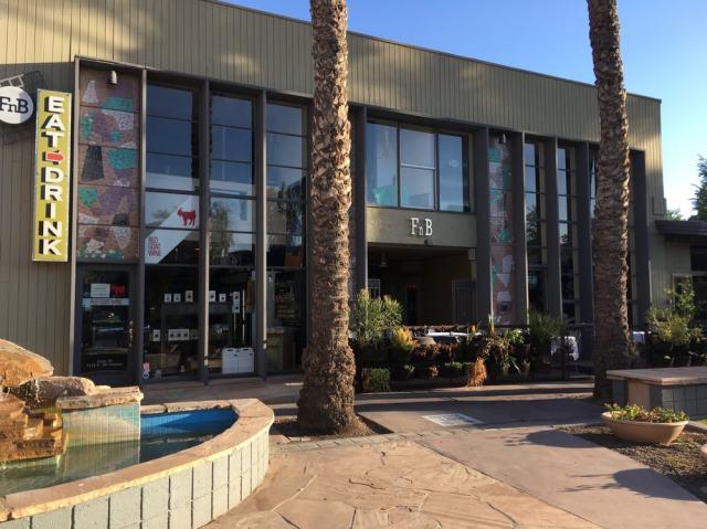 FnB Scottsdale Arizona