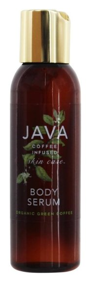Java - Coffee Infused Body Serum - 4 oz.