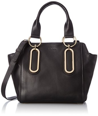 See by Chloe Women's Paige Satchel, Black, One Size