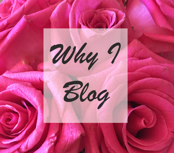 Why I Blog2