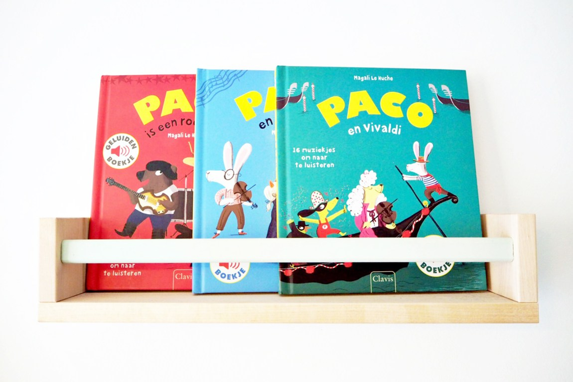 Tijmen's Favourites: Paco boekjes