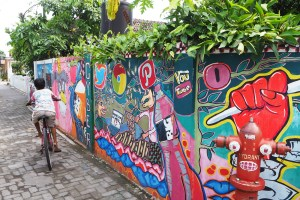 Yogyakarta, de leukste stad van Indonesië!