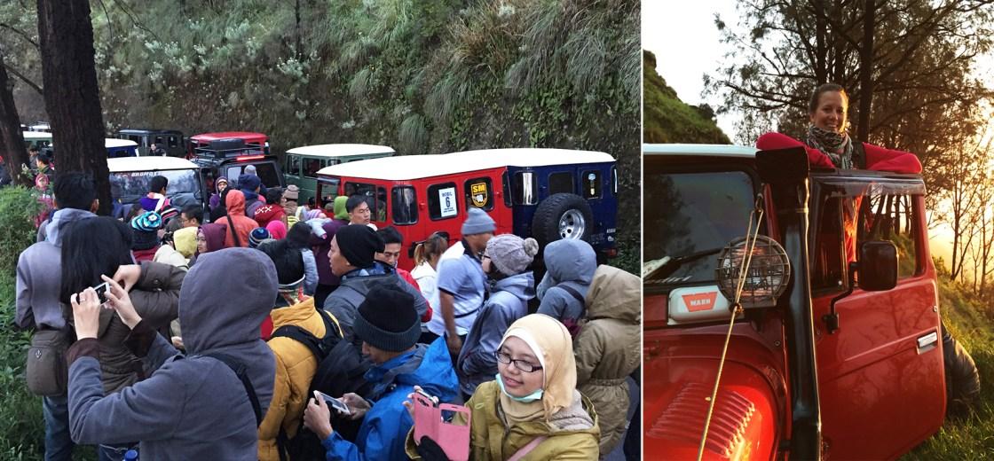 Een avontuurlijke week op Oost-Java deel 1: Bromo