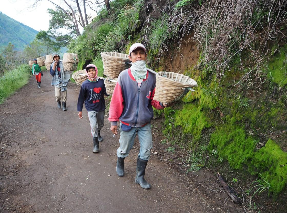 Een avontuurlijke week op Oost-Java deel 3: Kawah Ijen