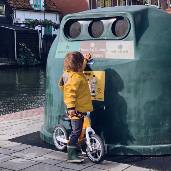 Duurzamer leven #1 Afval Scheiden