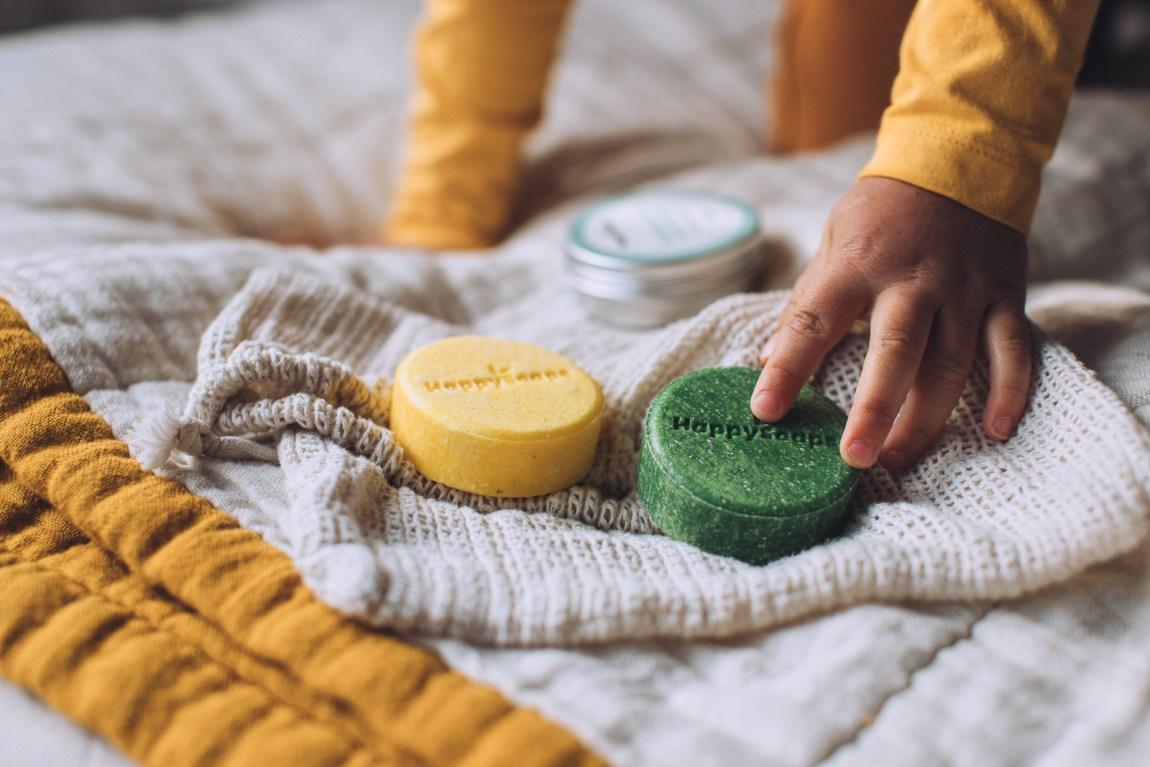 HappySoaps shampoobars en natuurlijke deodorant