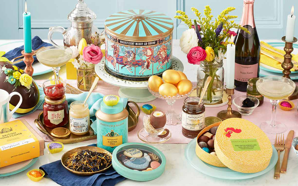 Easter at Fortnum's