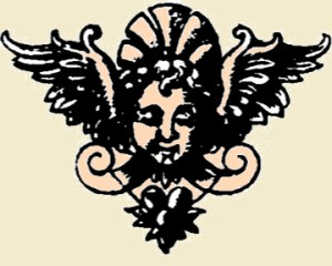 The Thinker's Garden Emblem