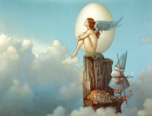 Magic Spring, courtesy of Michael Parkes