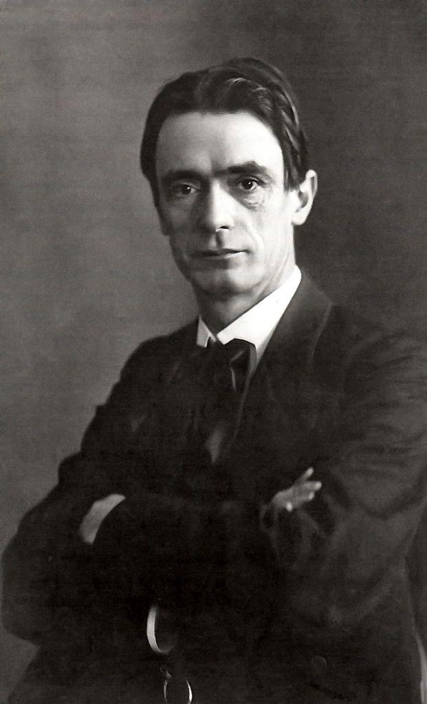 Rudolf Steiner via Wikimedia Commons