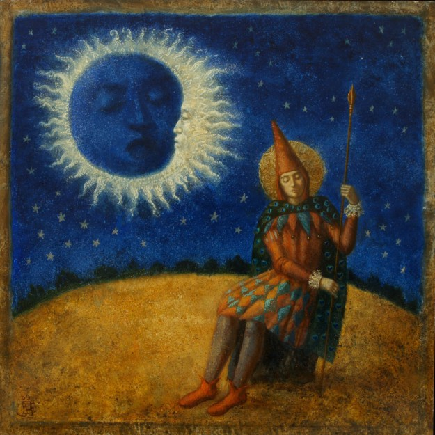 Moon Song by Jake Baddeley.