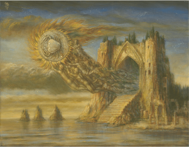 Cancer by Jake Baddeley.