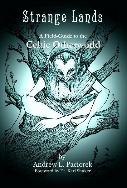 Strange Lands: A Field-Guide to the Celtic Otherworld by Andy Paciorek.