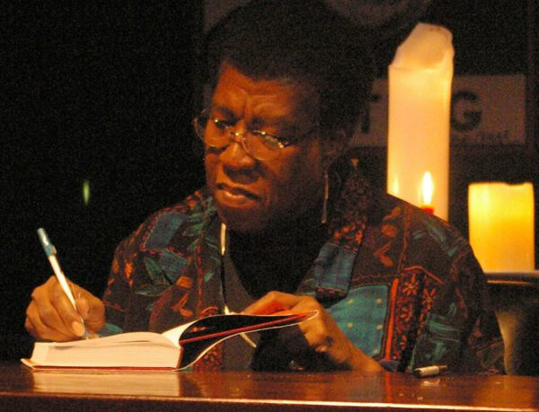 Octavia Butler. Image via Wikimedia Commons.
