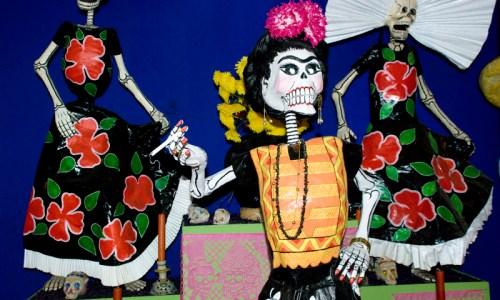 ¡Viva El Dia De Los Muertos!