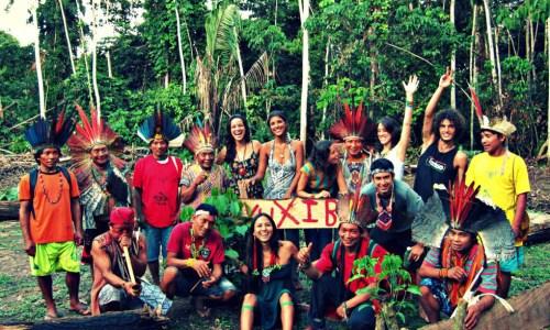 JOURNEY INTO THE BRAZILIAN AMAZON With The Huni Kuin By Mariana Maia
