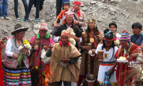 TAWA ÑAM: A Sacred Andean Journey