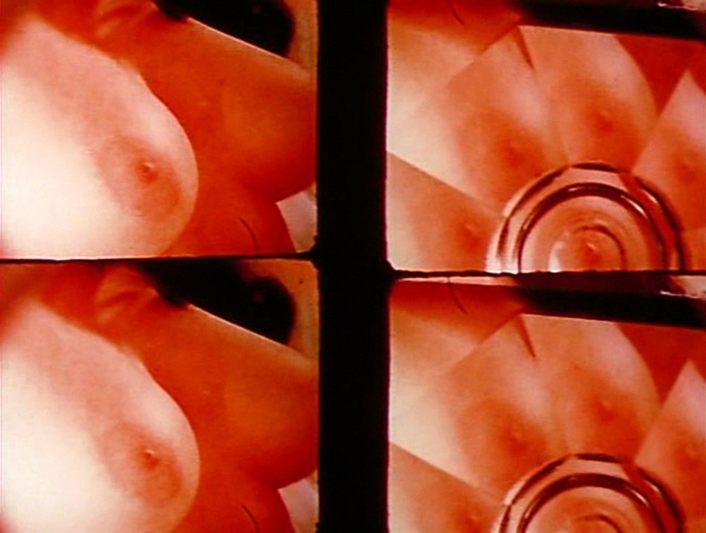 Surrealism and erotica. A film still from Peyote Queen (1965) Filmed by Storm de Hirsch. Colour, 16mm, 8mins.
