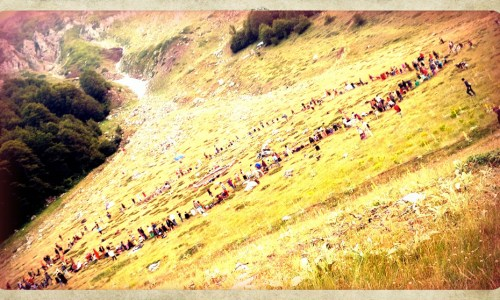31st EUROPEAN RAINBOW GATHERING In The Mountains Of Greece