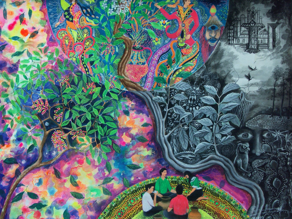 The Third Eye Magazine_Pablo Amaringo_Peru-Ayahuasca Visions-02
