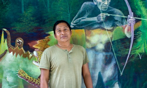 """""""TO COMMUNICATE, WE MUST HEAL OURSELVES FIRST"""": An Amazonian Communicator's Perspective"""