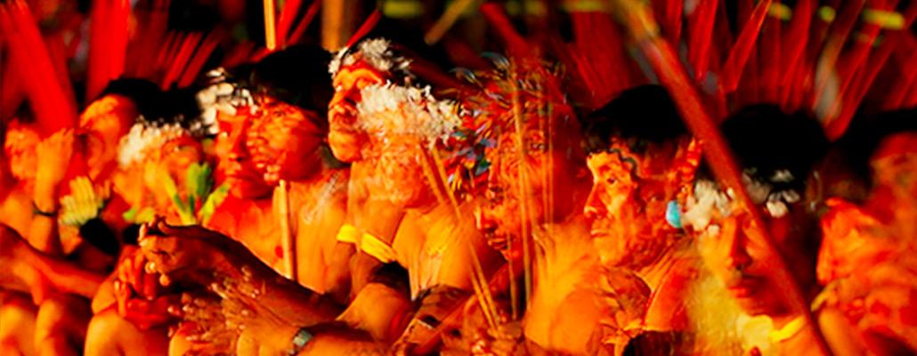 DANCING WITH THE XAPIRI SPIRITS IN THE BRAZILIAN AMAZON