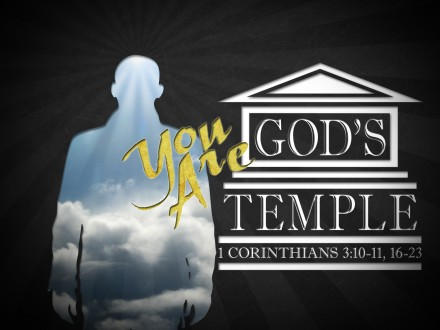 What is the church and temple of God