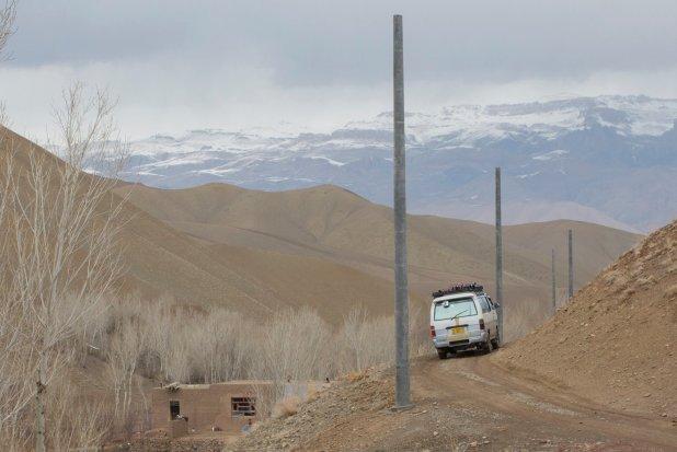 Bamiyan, Afghanistan, Rick Findler