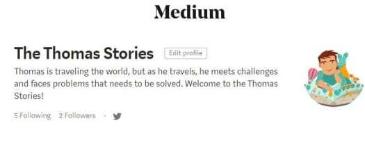 thethomasstories on medium