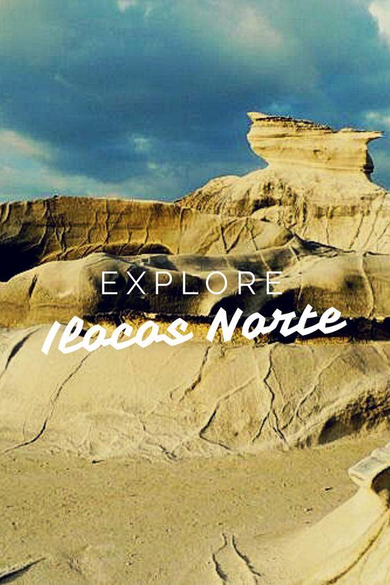 Explore Ilocos Norte