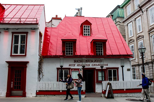 Things to do in Quebec City - Aux Anciens Canadiens