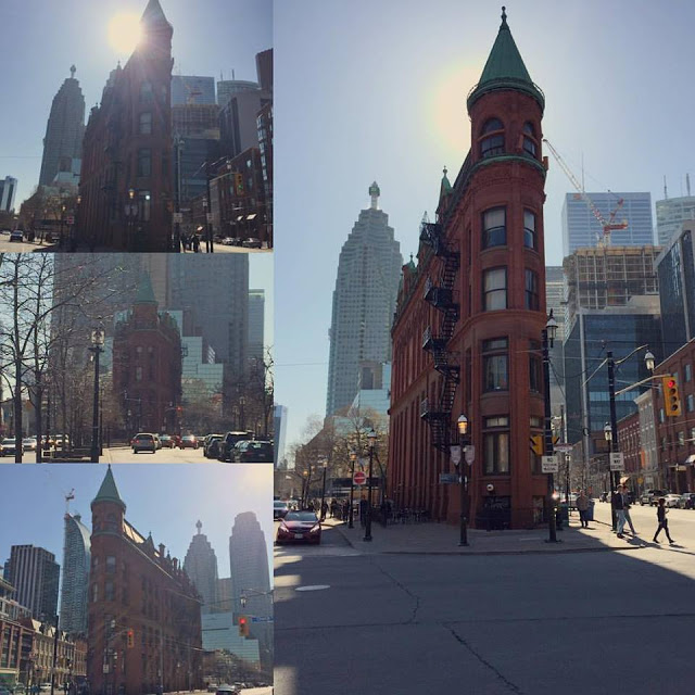 Things to do in Toronto - Gooderham Building