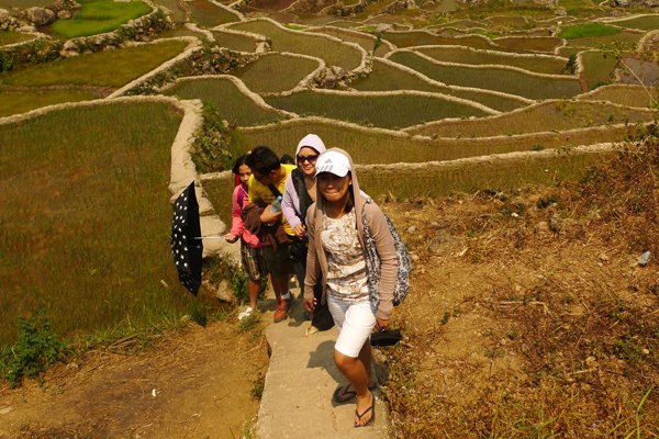 Solo Backpacking in Sagada - Aguid Rice Terraces