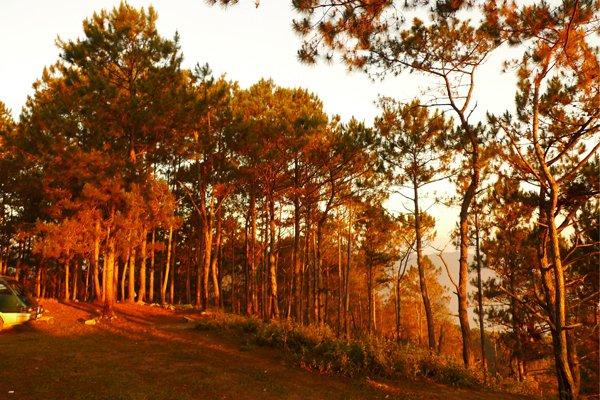 Solo Backpacking Sagada - Kiltepan Sunrise