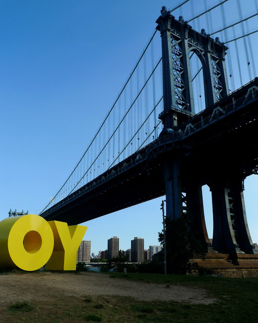 solo backpacking New York City - OY