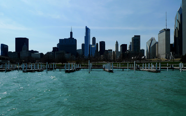 Long Weekend in Chicago: The windy city - I
