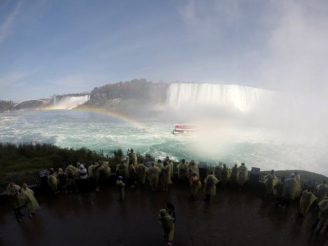 Things to do in Niagara - Journey Behind the Falls