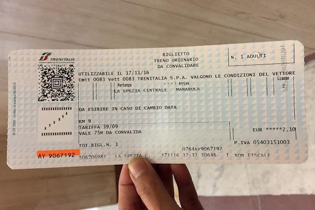 DIY Day trip to Pisa and Cinque Terre