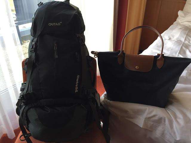2 weeks solo backpacking around Europe