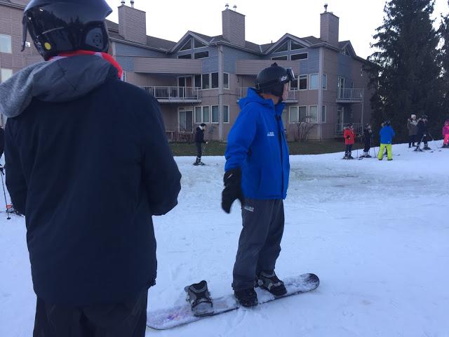 Blue Mountain Snowboarding