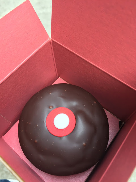 Sprinkles ATM cupcake
