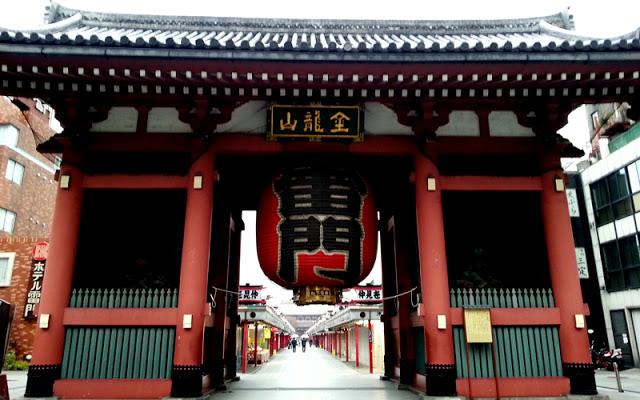 Tokyo - Sensoji Temple
