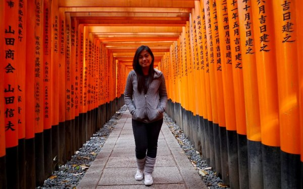 Solo Backpacking in Japan
