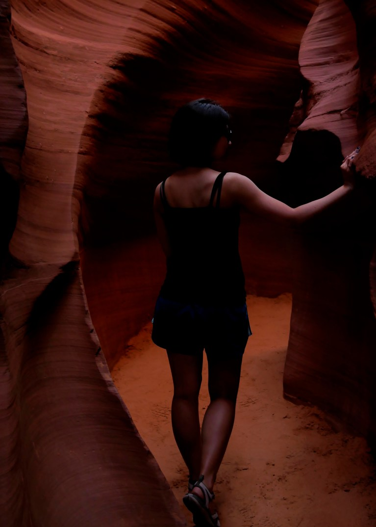 Tips in photographing inside Lower Antelope Canyon